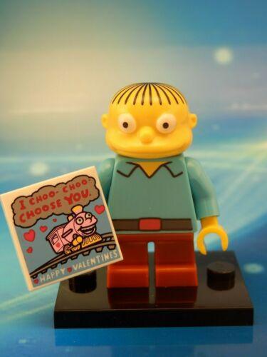 alle Neu 71005 71009 LEGO Simpsons Serie 1 und 2 Sammel Figuren zum auswählen