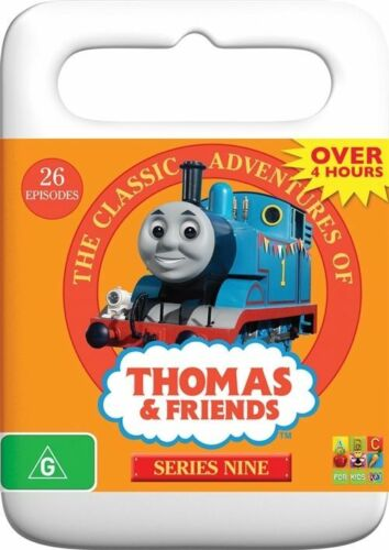 1 of 1 - *BRAND NEW* THE CLASSIC ADVENTURES OF THOMAS & FRIENDS: SERIES 9 (Aust. Region)