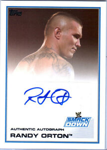 WWE-Randy-Orton-2013-Topps-Triple-Threat-Authentic-Autograph-Card