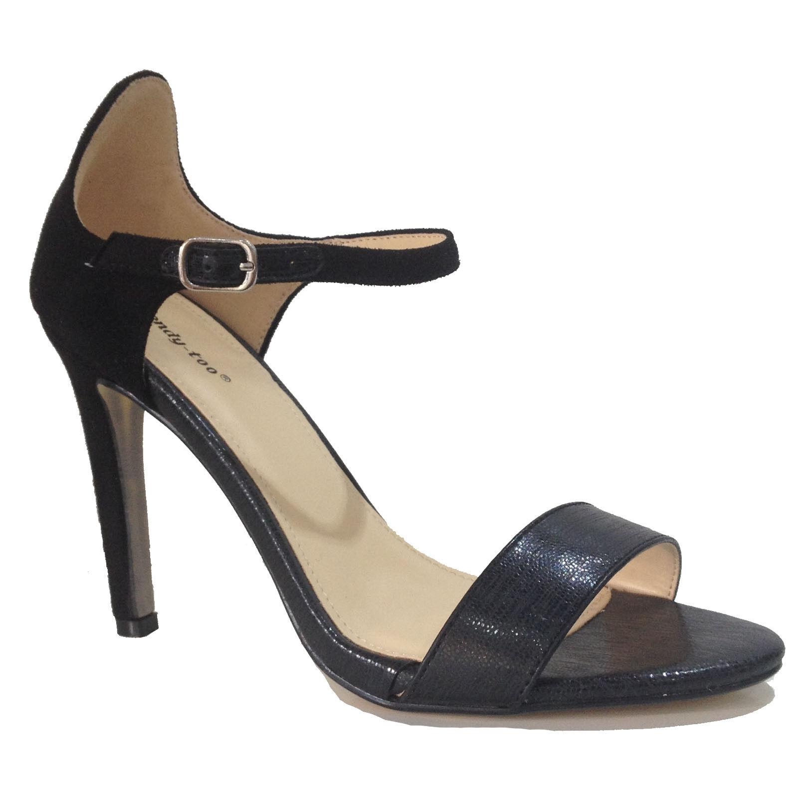 ☼ELEN☼ Sandales à talon - TRENDY TOO - Ref: 0893