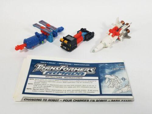 Transformers Armada And Energon Minicon Teams