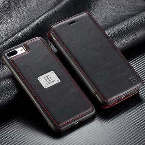 iphone xs flip case wallet