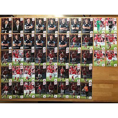 45 AK FSV Mainz 05 Autogrammkarten 2014-15 original signiert