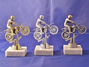 MOTORRAD-MOTOCROSS-Pokale-3er-Serie-inkl-Ihrer-Gravur