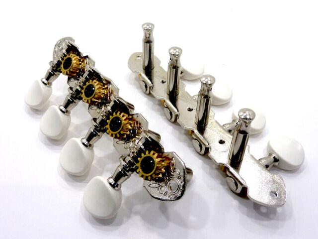 Gotoh Mandolin Bouzouki Machine Heads Nickel M120 (Back Fitting)