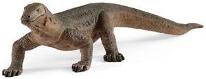Schleich-14826-Komodo-Dragon-Reptile-Model-Toy-Figurine-New-2019-NIP
