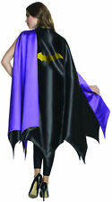 Deluxe Batgirl ADULT Womens Cape Costume Accessory NEW