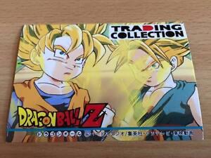 Carte-Dragon-Ball-Z-DBZ-Trading-Collection-Memorial-Photo-Check-List-4-1995