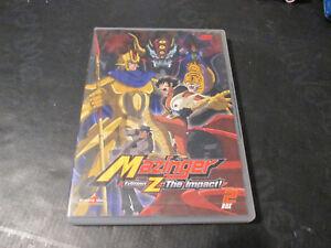 Mazinger-Edicion-Z-El-Impact-Caja-02-2-DVD-Yamato-Video