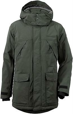 Didriksons Mike Parka Herren Winter Jacke Art. 500976-190 Field Green Gr. XXXL