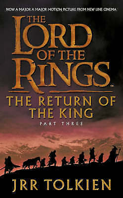 The Lord of the Rings: v.3: Return of the King by J. R. R. Tolkien (Paperback, 2