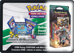 """Solgaleo x1 /""""Steel Sun/"""" Pokemon TCGO OnLine Deck Code"""