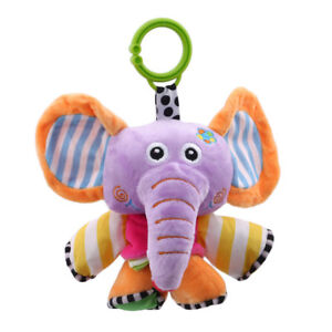 Baby-Infant-Rattles-Plush-Animal-Stroller-Music-Hanging-Bell-Toy-Doll-Soft-Bed-G