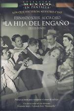 DVD - La Hija Del Engano NEW Coleccion Mexico En Pantalla FAST SHIPPING !