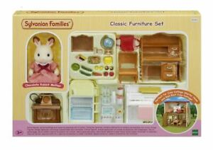 SYLVANIAN FAMILIES - CLASSIC FURNITURE SET TOY