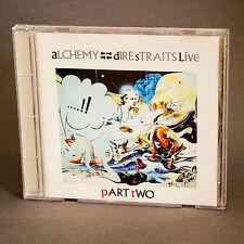 Alchemy - Dire Straits Live - Part 2 - Music CD Album