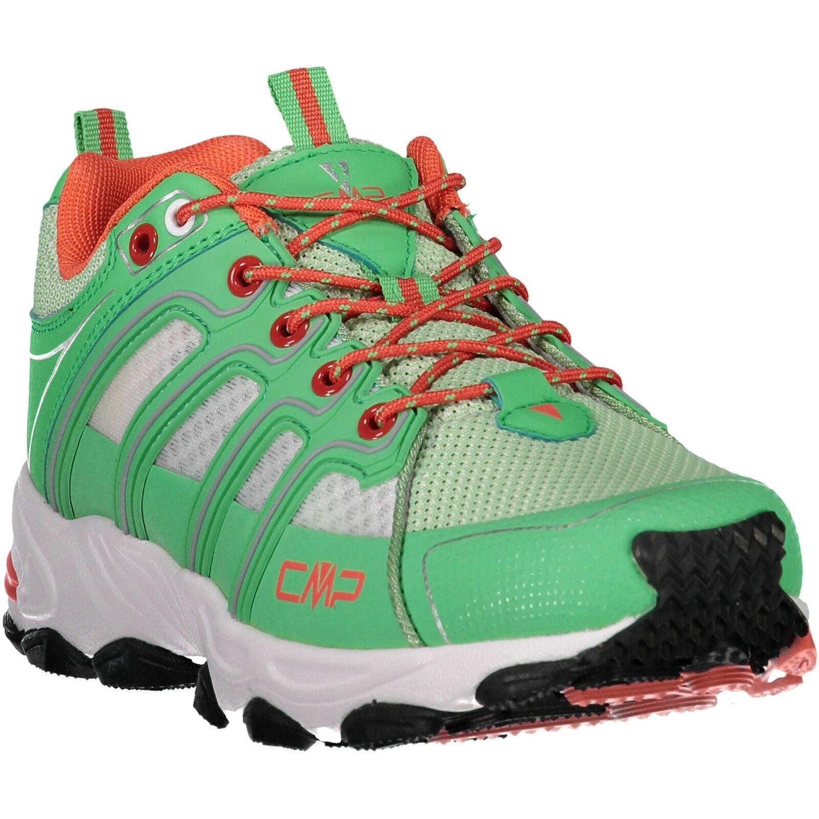 CMP FonctionneHommest chaussures Sport Agena Wmn Trail chaussures vert lumièreweight Plain mixed