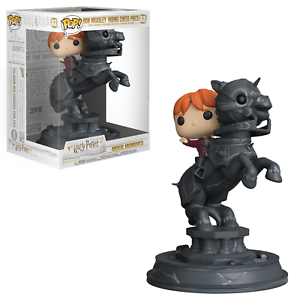 NEW!! 82 Vinyl: Harry Potter: Ron Riding Chess Piece Funko POP