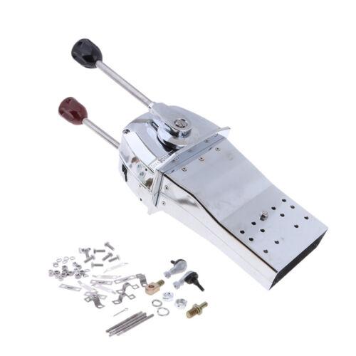 1 Stück Bootsmotor Steuerkasten Einhebel-Universal maschinen steuerhebel