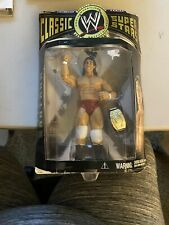 WWE Wrestling Classic Superstars Series 4 Tito Santana Action Figure