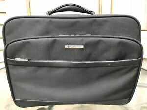 best loved 2018 shoes latest style Details about SAMSONITE Wheeled Pilot Business Carry on Luggage Suitcase  934555 Heritage