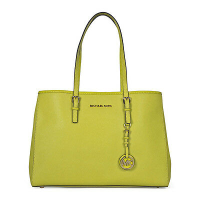 Michael Kors Jet Set Travel Large East West Tote - Apple