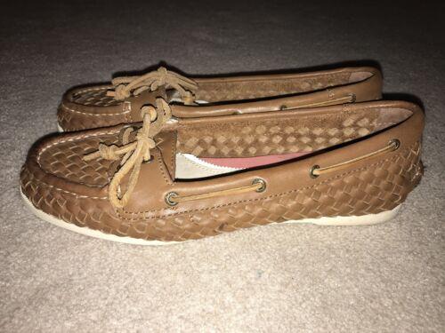 Shoes Sperry Womans 7 5 Taglia 15FqPnxU