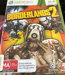 Borderlands-2-Xbox-360-No-Manual-Cheap-game-Game-Over