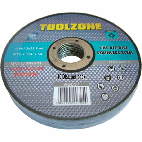 Adjustable Angle Grinder SPANNER 06160 Blue Spot Grinding Cutting Diamond Discs