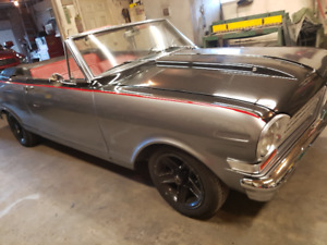 1963 nova convertable    coming out of storage soon