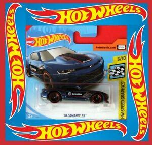 Hot-Wheels-2019-039-18-Camaro-SS-26-250-neu-amp-ovp