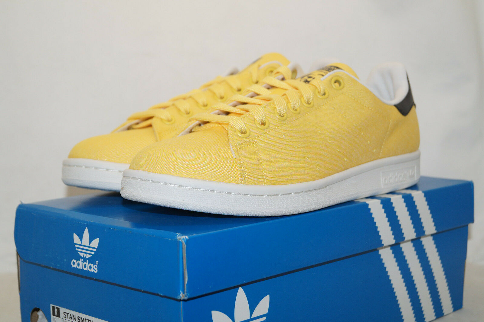 Adidas Originals Stan Smith UE 41.3 UK 7.5 amarillo amarillo s75112 Gomaespuma