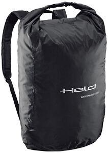Held Waterproof Rain Pouch Black Motorcycle Rucksack Helmet Bag ...