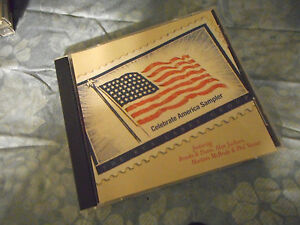 Celebrate-America-Sampler-Promo-CD-2002-Alan-Jackson-Martina-McBride