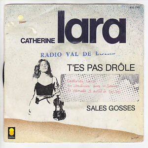 Catherine-LARA-45-tours-SP-TES-PAS-FUNNY-BRATS