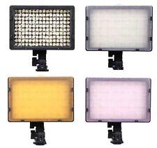 NEW CN-160 LED Video Light FOR CANON EOS 550D 650D 750D  7D 5D II Camera
