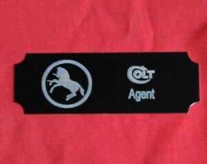 Colt-Firearms-Agent-Display-Case-Plaque