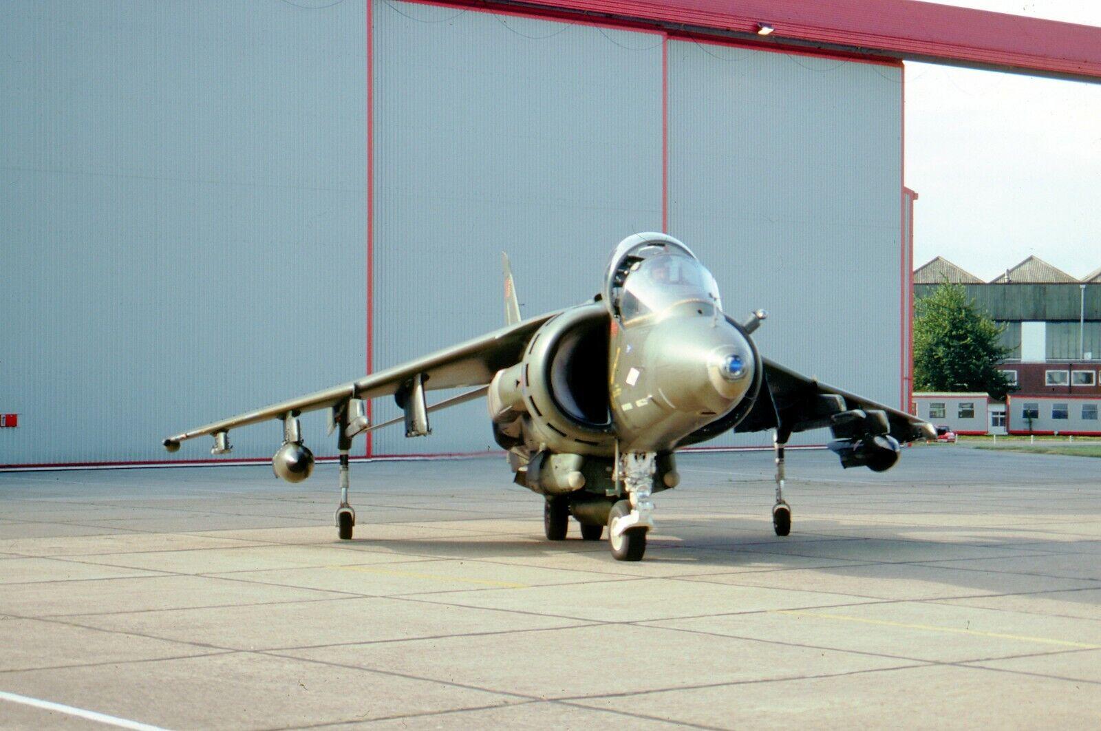 British Aerospace Harrier GR7A  RAF Military Print EXCLUSIVE