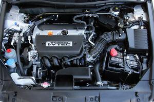 genuine honda accord 2 4l engine cover upgrade kit oem new fits rh ebay com 2006 Honda Accord Engine Diagram 2000 Honda Accord Engine Diagram