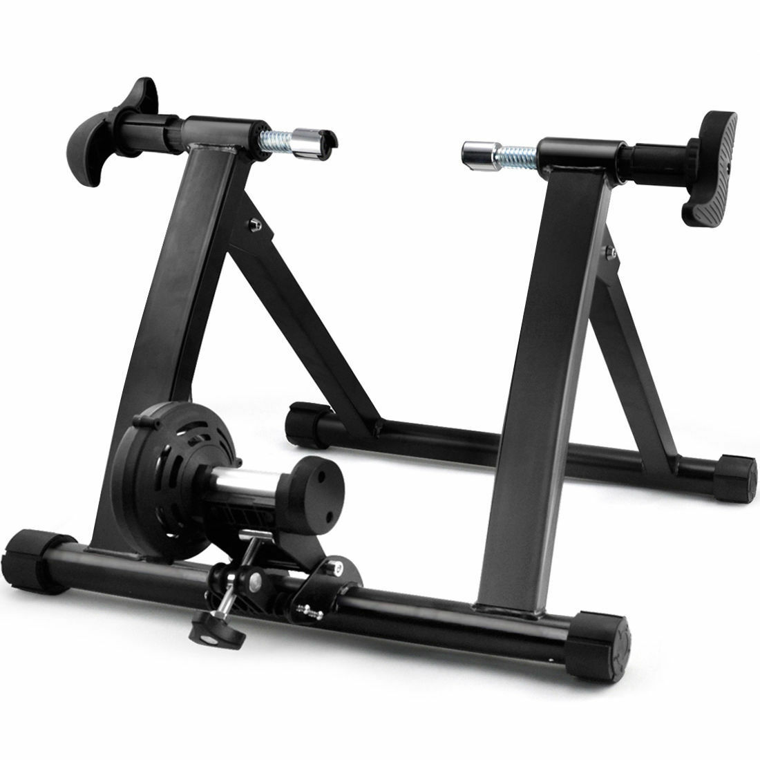 Fitness Bicycle Trainer  Magnetic 5 level Resistance Wireless Practice Stand New  sale online save 70%