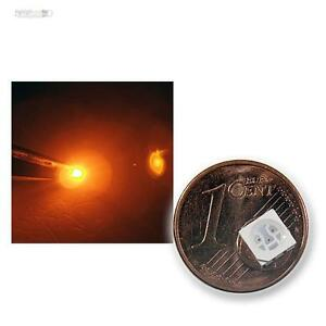 500-SMD-LEDs-5050-gelb-3-Chip-PLCC6-POWER-gelbe-yellow-giallo-geel-LED-SMT-SMDs
