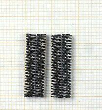 4 x Druckfeder, Länge 23,5mm, Außen Ø3,7mm, Drahtstärke 0,5mm