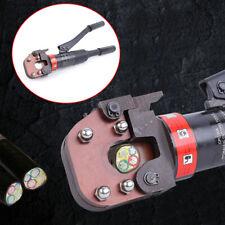 6t Cpc 20a Hydraulic Cable Cutter Wire Cutter Cutting Tool Rope Scissors