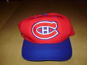 Vintage montreal canadians