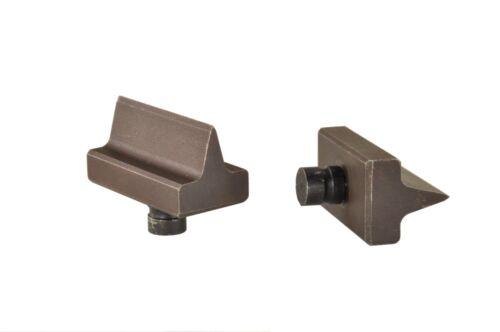 2er Set Ersatzschneiden hydraulischer Baustahlschneider Mattenschneider 00396