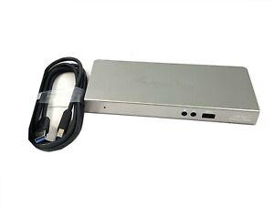 Iogear USB Type C USB-C Docking Station GUD3C01 DisplayPort HDMI w/ USB 3.0