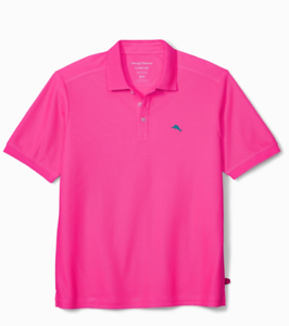 $89.50 Rose Bed # TT220856 Tommy Bahama The Emfielder Polo 2.0