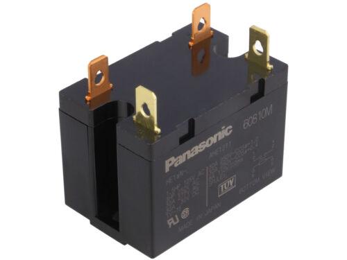 1 pc HE1AN-DC12V Panasonic  Relay  Relais  SPST-NO  12VDC  30A  75R  NEW  #BP