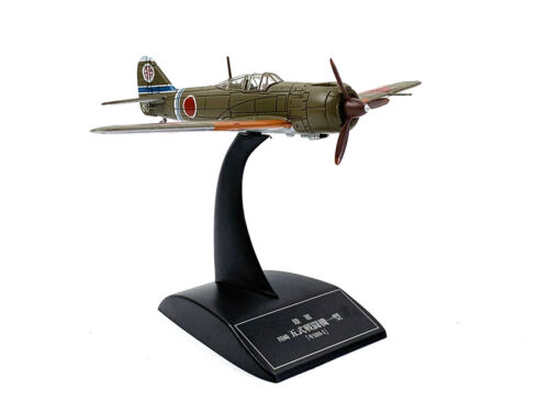 1:72 Japanese Aircraft Shiki-sen Ki-100 model 1 Hachette Diecast Metal Model