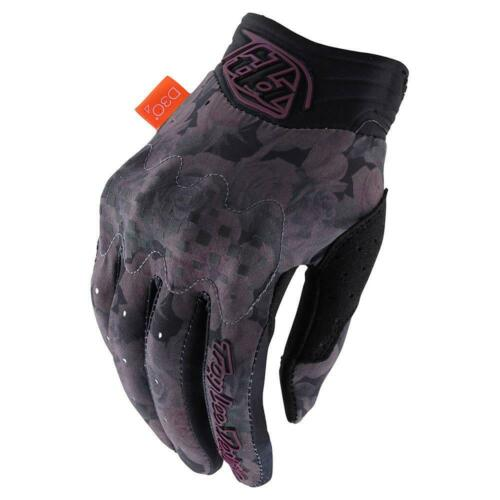 Troy Lee Designs 2020 Womens Gambit Glove Floral Black All Sizes